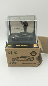 SHELL JAMES BOND 007 ASTON MARTIN DBS Model Quantum Of Solace Sealed & Boxed