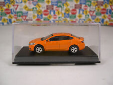 CLEAR PLASTIC DISPLAY CASE PRODUCED BY AUTO WORLD FOR 1:64 SCALE VEHICLES