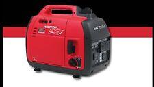 New Honda EU20i 2KVa Silent Inverter Generator