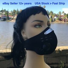 3 SMART Washable Face Mask Replacement Filters USA STOCK
