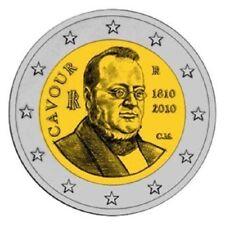 "ITALIE SPECIALE 2 EURO 2010:  ""200 JAAR CAVOUR"""