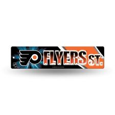 "Philadelphia Flyers 16"" Street Sign NHL Hockey  Fan Wall Decor"