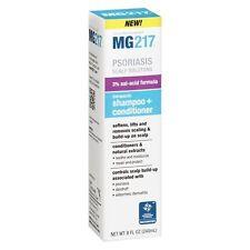 MG217 Salicylic Acid Therapeutic Shampoo + Conditioner 8 fl oz (240 ml)
