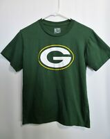 Fanatics Green Bay Packers Pro Line NFL T-Shirt Youth Large 100% Cotton