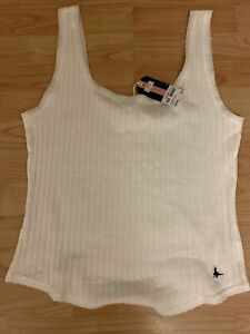Ladies Jack Wills Vest 14 New With Tags