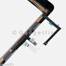 Touch Screen Digitizer Glass Home Button + Adhesive Parts For iPad 2017 5th Gen
