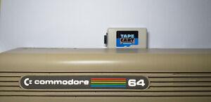 Mini Tapecart SD Reader For Commodore 64 Faster tn Tapuino,SD2IEC,PI1541 C64