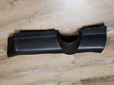 1971-1974 AMC Javelin AMX Lower Dash Steering Column Trim Panel oem black oem