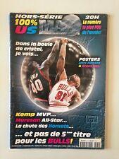 MAXI BASKET HORS SERIE N°20 NOV 1996 100% US - NBA