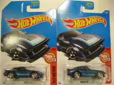 2 HOT WHEELS 2017 Then and Now 4/10 Mazda RX-7 337/365 New FREE SHIPPING!!!
