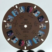 703 A day at the circus no3 Ringling bros barnum  Sawyers View master slide reel