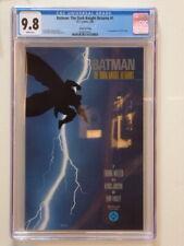 Batman: The Dark Knight Returns #1 / Second Print 2nd / CGC 9.8 / Low pop of 17