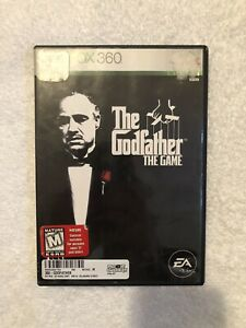 The Godfather: The Game (Microsoft Xbox 360, 2006)