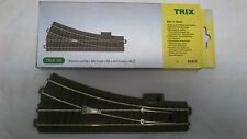 * Trix 62612 HO Manual Right Hand C Track Point Scale HO / 00 Brand New
