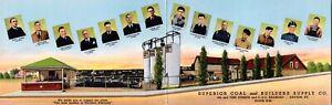 Bi-Fold Linen PC Superior Coal and Builders Supply Co Dayton, Kentucky~139061