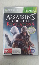 Assassin's Assassins Creed Revelations Xbox 360