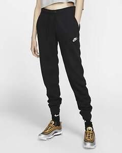 Nike Women's Fleece Pants Essential XL Black