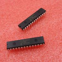 1/5pcs PIC18F25K22-I/SP 28-DIP MCU 8BIT 32KB FLASH 5.5V ORIGINA NEW