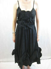 Trelise Cooper Size 10 Black Party Dress