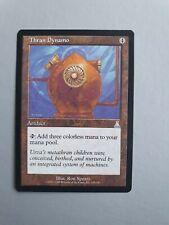 Thran Dynamo, MTG Urza's Destiny (1999) Uncommon Artifact VNM