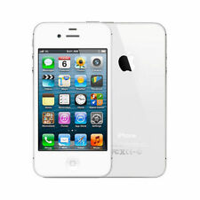 Apple iPhone 4S 8GB 16GB 32GB Factory Unlocked Smartphone AT&T Sim Free Mobile