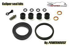 Suzuki GS 750 B 1977 front brake caliper seal repair rebuild kit 77 single disk