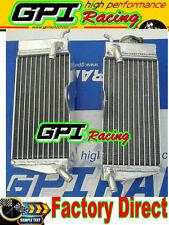 GPI  Honda CR250 CR 250R CR250R 1985 1986 1987 85 86 87 aluminum radiator