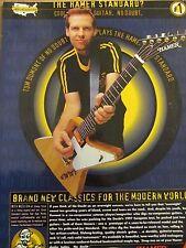 No Doubt, Tom Dumont, Hamer Guitars, Full Page Promotional Ad