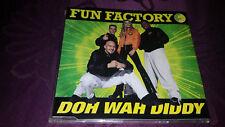 Fun Factory/Doh Wah Diddy-CD MAXI