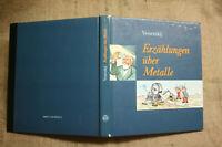 Fachbuch Geschichte über Metalle, Metallkunde, Eisen, Bergbau, DDR 1988