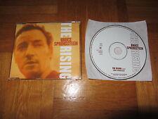 BRUCE SPRINGSTEEN The Rising 2002 EUROPEAN promo CD single