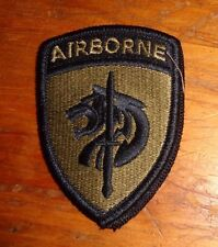 ARMY PATCH,SPRCIAL OPERATIONS COMMAND AFRICA,,MULTI-CAM,SCORPION W/VELCR