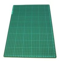A3 Green Toolzone Cutting Mat - Special Nonslip Surface