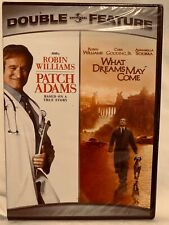 *New* Patch Adams/What Dreams May Come Double Feature (Dvd, 2007, 2-Disc Set)