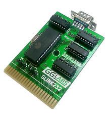 New GGLABS GLINK232 Commodore 64/128 low power 38400baud RS232 - swiftlink clone
