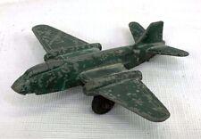Vintage Metal Toy Aircraft