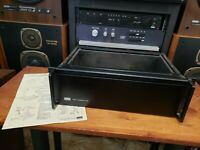 Sansui GX-5 Rack Audio Accessories Case Large Sliding Drawer - Extremely Rare