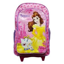 Beauty And The Beast Trolley Backpack Bag Mrs Potts Chip Belle Gift NEW Disney