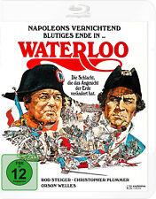 Waterloo (1970) Rod Steiger, Orson Welles | New | Sealed | Blu-ray Region free