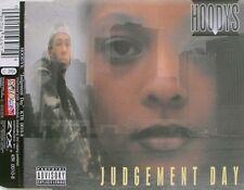 HOODYS Judgement Day MCD 1996 RAR & WIE NEU 90s Rap /  Hip Hop Klassiker !
