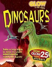 NEW - Glow in the Dark Dinosaurs by Madsen, Chris