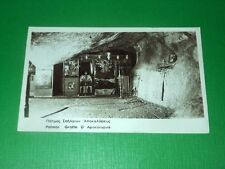 Cartolina Grecia - PATMOS - Grotte d' Apocalupsis 1940 ca