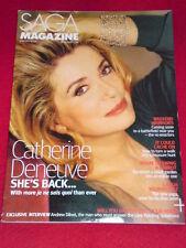 SAGA - CATHERINE DENEUVE - June 2011