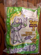 "1999--TOY STORY 2 ""Buzz Lightyear"" (Candy Dispenser) McDonald's [NIP]"
