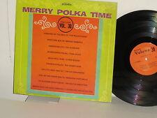 Merry Polka Time RECAR vol. 30 VA Padre Redbirds Ivan Kahle Graniteers Lavern
