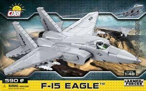 COBI  F-15 Eagle   (  5803 )  640 blocks WW US fighter