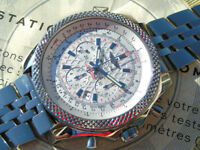 BREITLING FOR BENTLEY B06 AB0611 49MM AUTOMATIC CHRONOGRAPH STAHL NP 11.190 EURO
