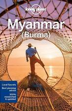 LONELY PLANET MYANMAR BURMA - LONELY PLANET PUBLICATIONS (COR) - NEW PAPERBACK B