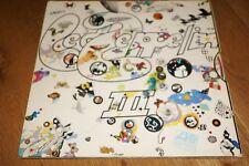 "LED ZEPPELIN III ORIGINAL RED/PLUMB 1970 UK PRESS JIMMY PAGE CREDIT ""SO MOTE"""