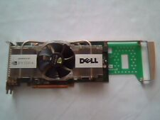 PCI-E Dell Nvidia 7800GTX Geforce 256MB Video Card P347 0X8764 GPU39 Dual DVI